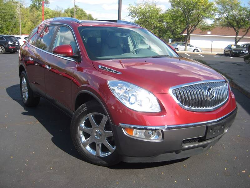 2009 Buick Enclave for sale at AMS Cars in Indianapolis IN