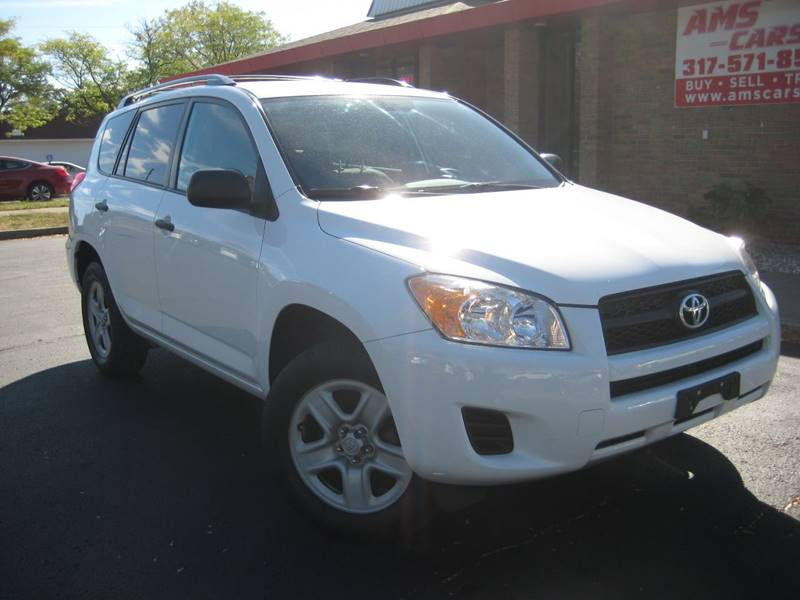 2011 Toyota RAV4 for sale at AMS Cars in Indianapolis IN