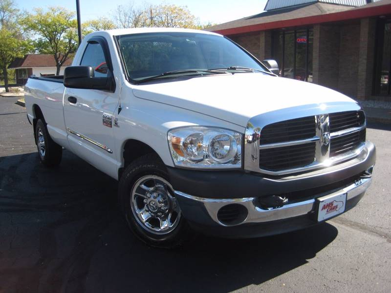 2008 Dodge Ram Pickup 2500 for sale at AMS Cars in Indianapolis IN