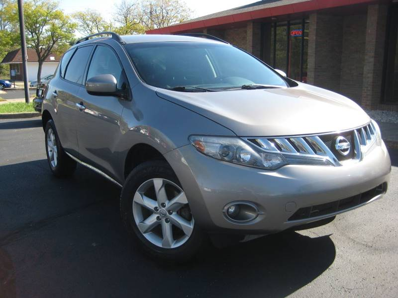 2010 Nissan Murano for sale at AMS Cars in Indianapolis IN