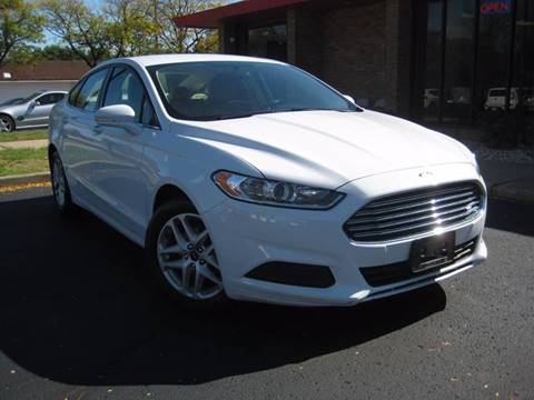 2015 Ford Fusion for sale at AMS Cars in Indianapolis IN