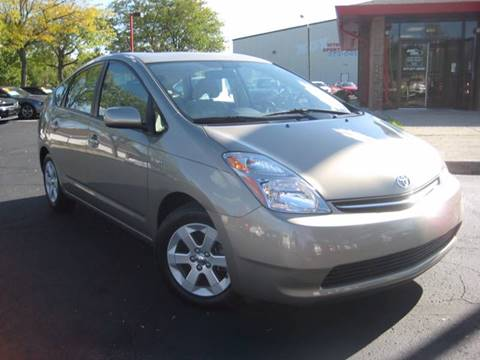 2008 Toyota Prius for sale at AMS Cars in Indianapolis IN