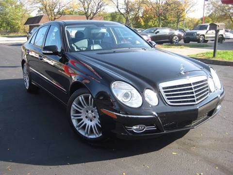 2008 mercedes benz e class for sale in indiana for 2008 mercedes benz e class for sale
