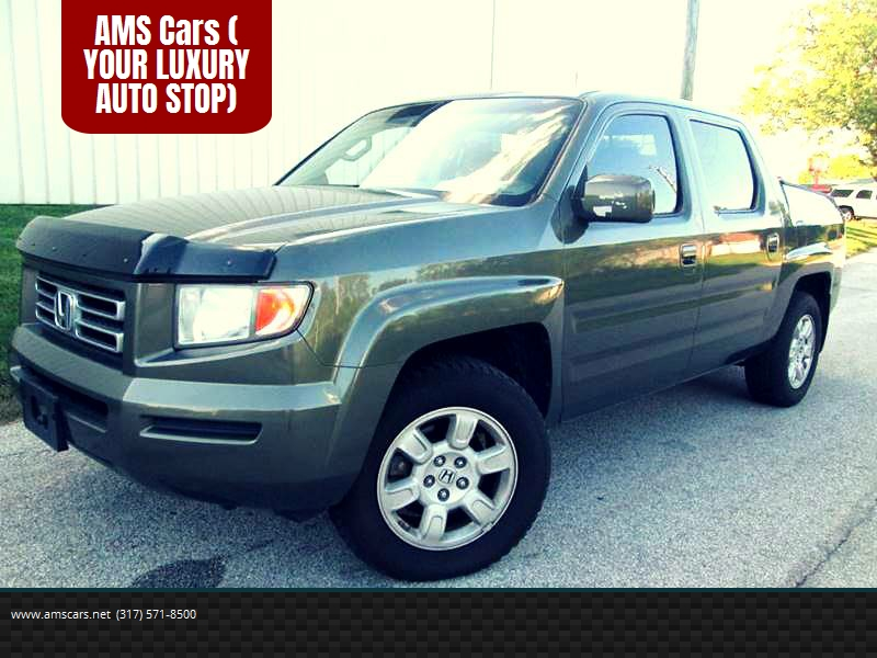 2006 Honda Ridgeline Rts In Indianapolis In Ams Cars Your