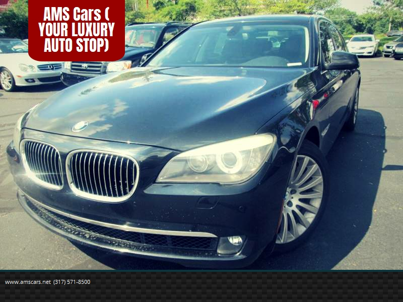 2012 Bmw 7 Series 750li Xdrive In Indianapolis In Ams Cars Your