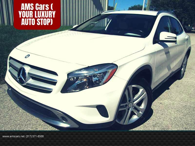 2015 Mercedes Benz GLA For Sale In Indianapolis, IN
