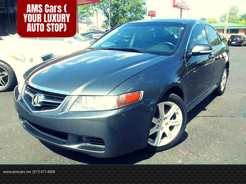 Acura TSX WNavi In Indianapolis IN AMS Cars YOUR LUXURY - 2004 acura tsx engine for sale