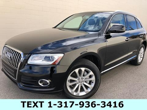 2015 Audi Q5 for sale in Indianapolis, IN
