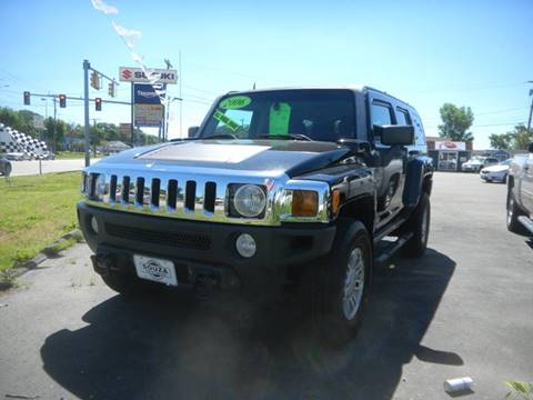 2006 HUMMER H3 for sale in Swansea, MA