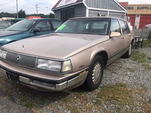 1989 Buick Electra for sale in Swansea, MA