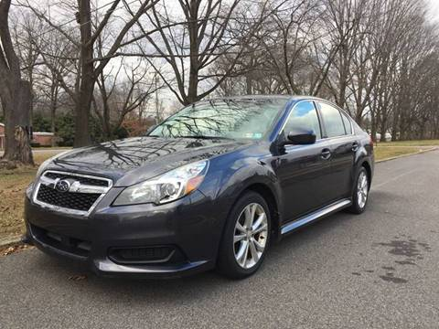 2013 Subaru Legacy for sale in Philadelphia, PA