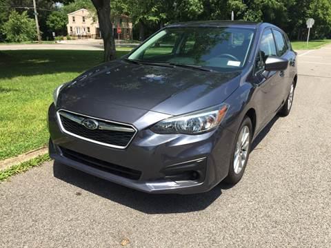2017 Subaru Impreza for sale in Philadelphia, PA