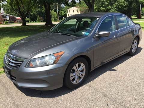 2012 Honda Accord for sale in Philadelphia, PA