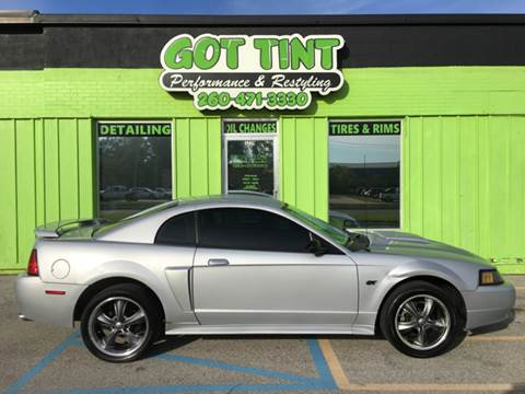 2002 Ford Mustang for sale in Fort Wayne, IN