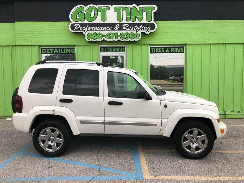 2006 Jeep Liberty Limited In Fort Wayne In Got Tint Automotive Superstore