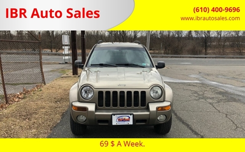 2004 Jeep Liberty for sale in Pottstown, PA