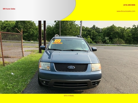 2005 Ford Freestyle for sale in Pottstown, PA
