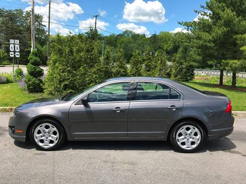 2011 Ford Fusion for sale in Shrub Oak, NY