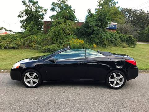 2007 Pontiac G6 for sale in Shrub Oak, NY