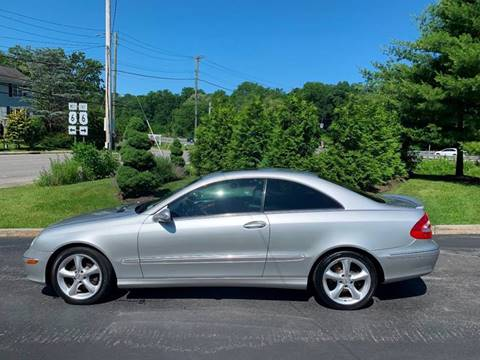 2004 Mercedes-Benz CLK for sale in Shrub Oak, NY