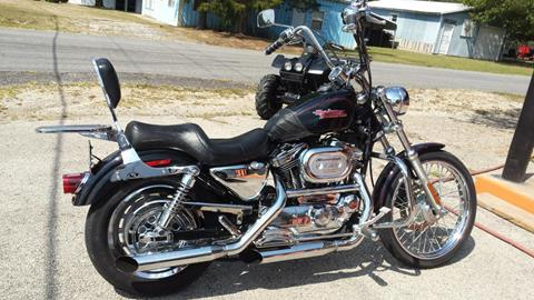 2001 HARLEY DAVIDSON SPORTSTER for sale in Bull Shoals, AR