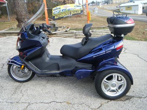 2005 Suzuki Burgman