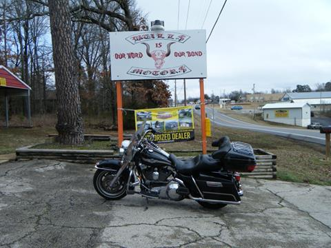 2003 HARLEY DAVIDSON ROAD KING for sale in Bull Shoals, AR