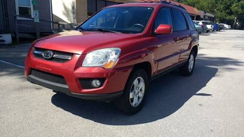 2009 Kia Sportage for sale in Jacksonville NC