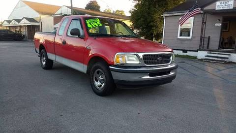 1998 Ford F-150 for sale in Jacksonville NC