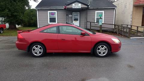 2007 Honda Accord for sale in Jacksonville, NC