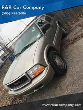 1999 GMC Jimmy for sale in Roseville, MI