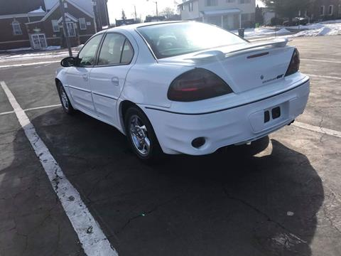 2003 Pontiac Grand Am for sale in Roseville, MI