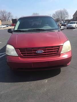 2005 Ford Freestar for sale in Roseville, MI