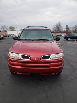 2003 Oldsmobile Bravada for sale in Roseville, MI