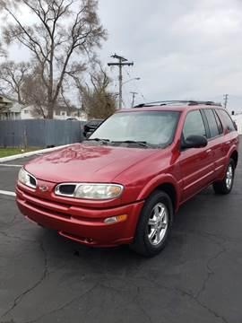 2003 Oldsmobile Bravada for sale in Roseville, MI