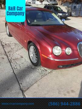 2007 Jaguar S-Type for sale at R&R Car Company in Mount Clemens MI