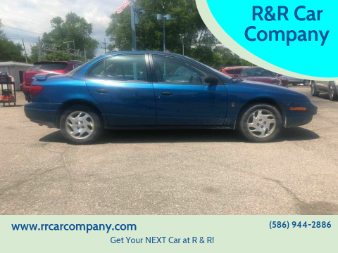 2002 Saturn S-Series for sale at R&R Car Company in Mount Clemens MI