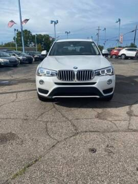 2017 BMW X3 for sale at R&R Car Company in Mount Clemens MI