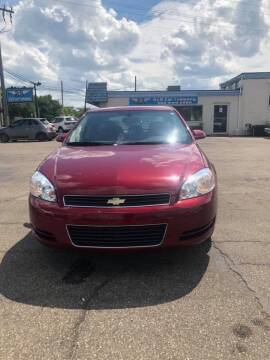 2008 Chevrolet Impala for sale at R&R Car Company in Mount Clemens MI