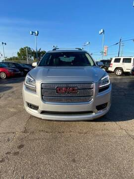 2016 GMC Acadia for sale at R&R Car Company in Mount Clemens MI