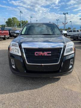 2012 GMC Terrain for sale at R&R Car Company in Mount Clemens MI