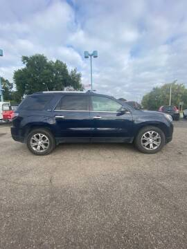 2015 GMC Acadia for sale at R&R Car Company in Mount Clemens MI