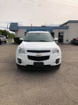 2015 Chevrolet Equinox for sale at R&R Car Company in Mount Clemens MI