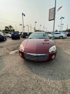 2003 Chrysler Sebring for sale at R&R Car Company in Mount Clemens MI