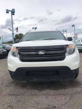 2011 Ford Explorer for sale at R&R Car Company in Mount Clemens MI
