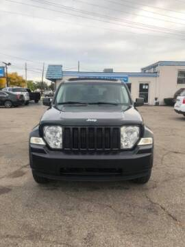 2008 Jeep Liberty for sale at R&R Car Company in Mount Clemens MI