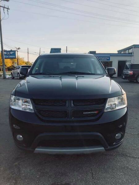 2012 Dodge Journey for sale at R&R Car Company in Mount Clemens MI