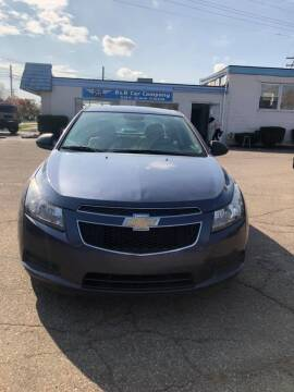 2013 Chevrolet Cruze for sale at R&R Car Company in Mount Clemens MI