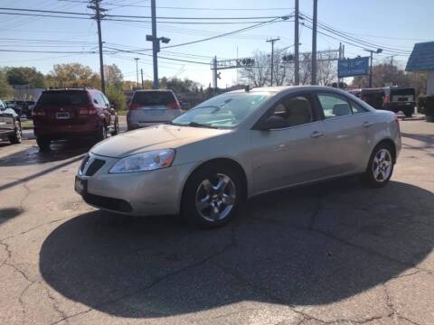 2009 Pontiac G6 for sale at R&R Car Company in Mount Clemens MI