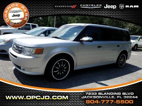 2012 Ford Flex for sale in Jacksonville, FL